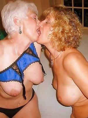 crazy untrained mature lesbians nude photo
