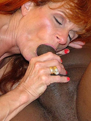gorgeous mature wife interracial