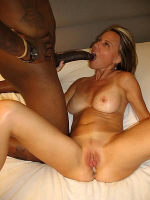 porn pics of mature interracial creampie