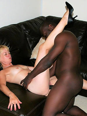 mature interracial creampie pictures