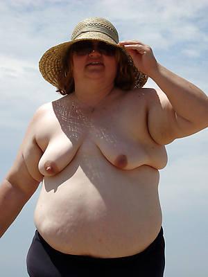 unorthodox pics of long saggy mature bosom