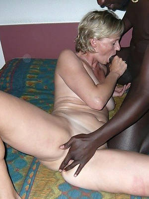 sexy hot mature interracial pussy