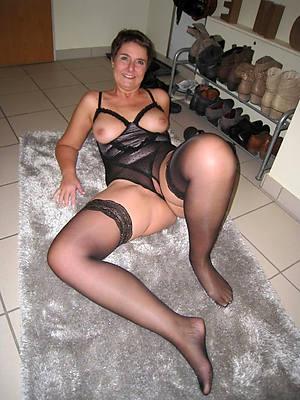 mature amateur lingerie Bohemian porn