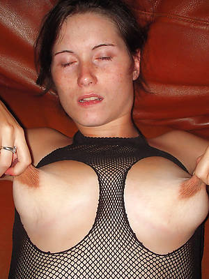 grown up women with long nipples