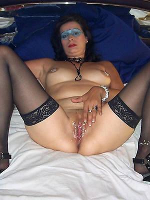 porn pics of mature stocking fuck