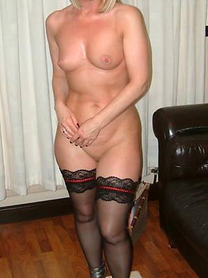 mature stockings xxx posing nude