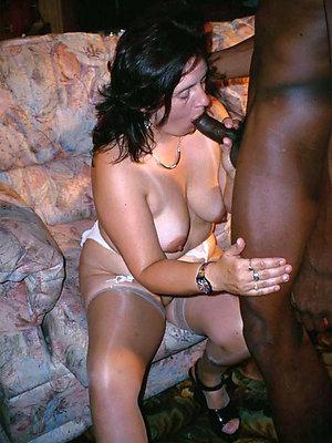 beautiful interracial mature porn