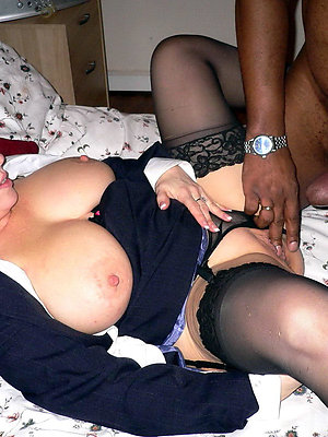 slutty interracial mature porn verandah