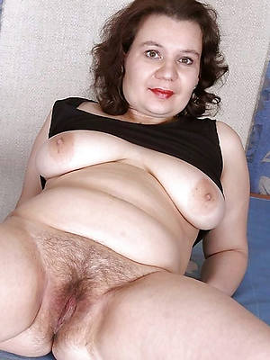 chubby hairy mature women homemade pics