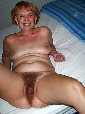 hairy mature peerless posing exposed