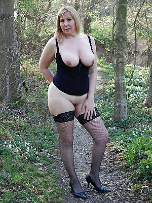porn pics be fitting of hot mature solo