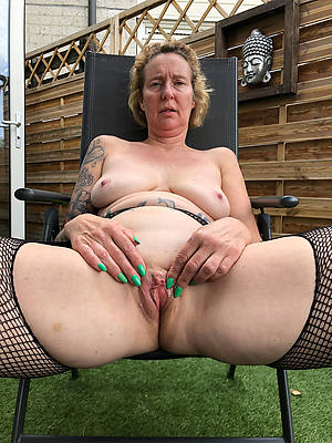 xxx overt tattoed old women