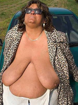spectacular long saggy full-grown tits porn pics
