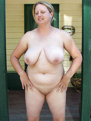mature white wife perfect body