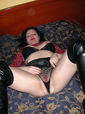 free mature nylon soles stripped