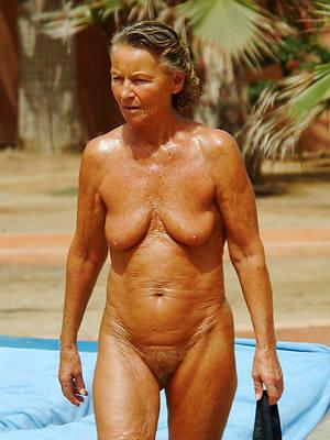 mature stark naked beach titties