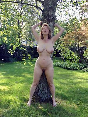 porn pics of best outdoor mature nudes