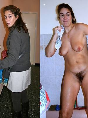woman dressed and undressed good hd porn pics