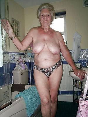 hot unvarnished mature granny xxx pics