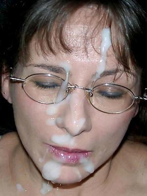 grown-up facial cum exploitatory sex pics