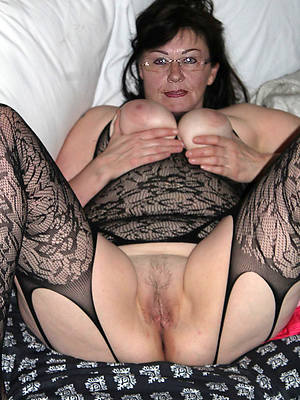 pornstar bush-league mature glasses porn