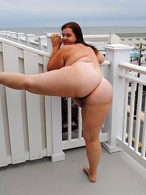 porn pics of big booty namby-pamby mature
