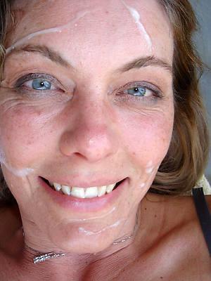 mature cum facials in favour hd porn photos