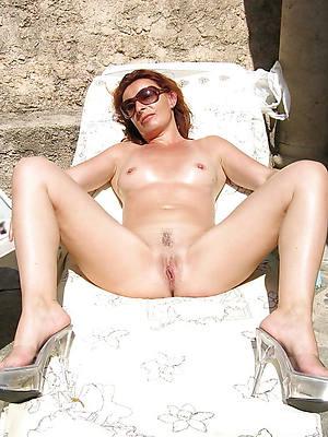 hotties of age in heels nude photos