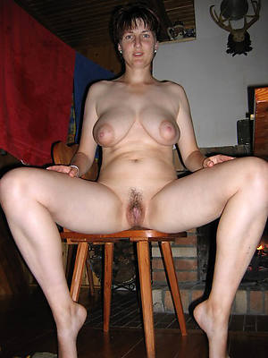 unmixed british mature stripped