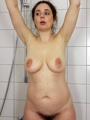 mature women in shower hot porn pics