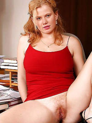 naked pics of despondent mature redheads