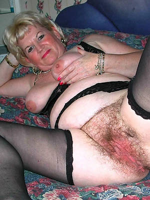 busty unshaved mature nude pics