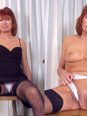 sweet empty milf dressed and undressed porn pics