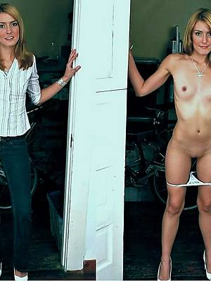 mom dressed undressed shows pussy