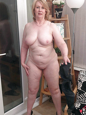 porn pics of old meagre women