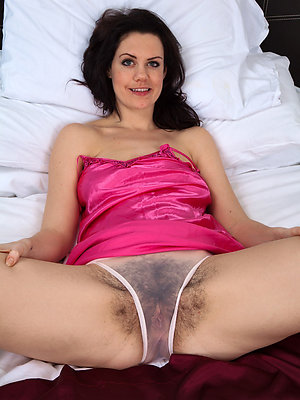 comely mature column panties