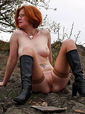 busty mature redhead high def porn