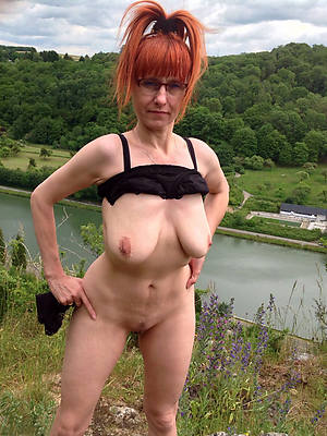 naked mature redhead pics