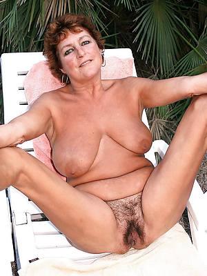 unshaved mature women porno pics