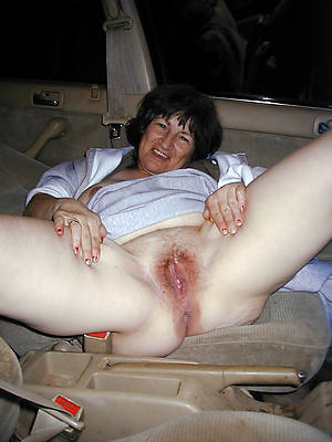 sexy naked old lady pussy pics