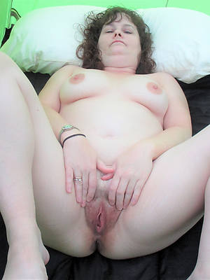 unconcealed full-grown ass and pussy