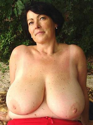indubitably big mature breasts