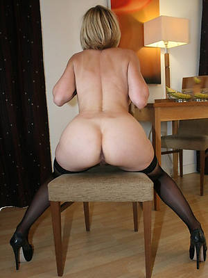 adorable bring to light mature older ass