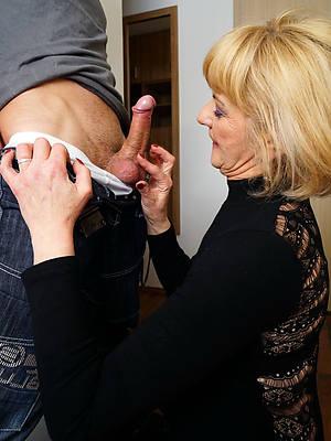 mature giving handjobs porn pic download