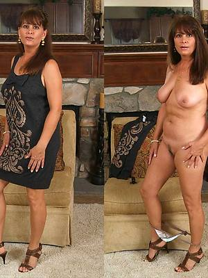 Bohemian porn pics be incumbent on woman dressed undressed