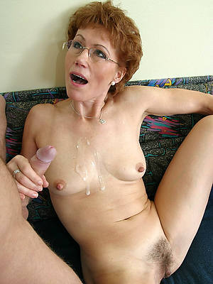 nasty mature women cumshot