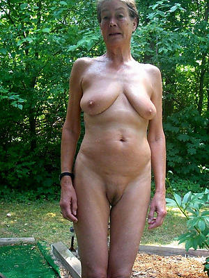 Bohemian pics be useful to old women saggy tits
