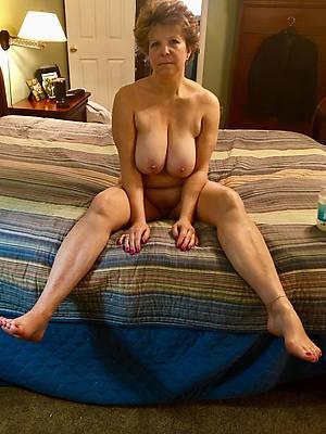comely nude mature grandma
