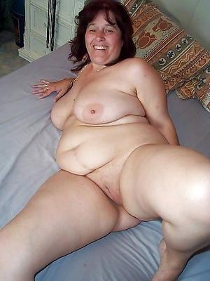 mature thick woman