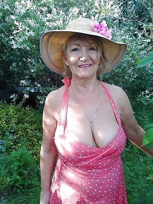 beauty 60 year old mature